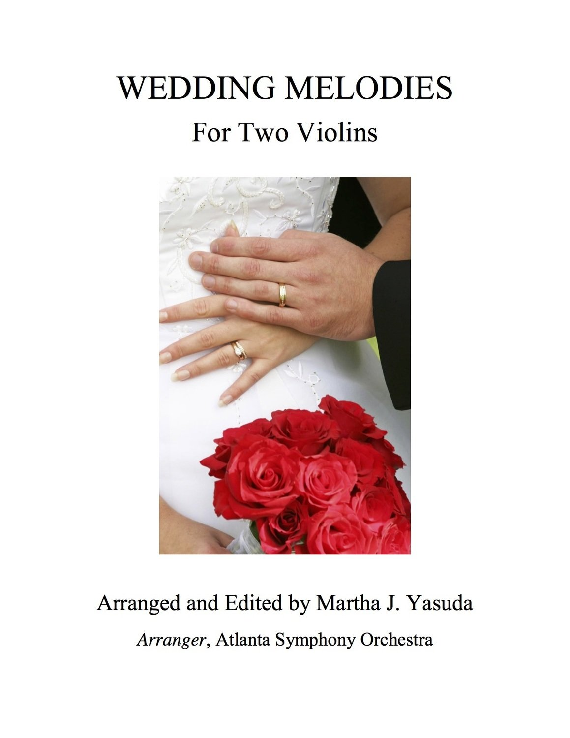 051 - Wedding Melodies For Two Violins