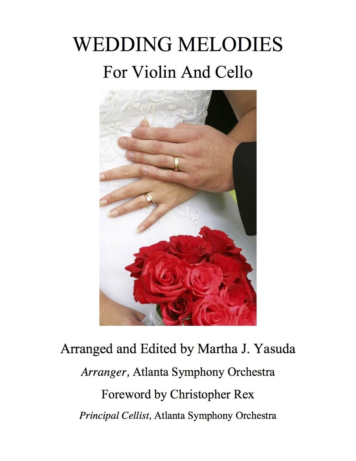 054 - Wedding Melodies For Violin And Cello
