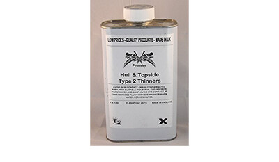 Premier Thinners #2 (Topside) - 1 Litre