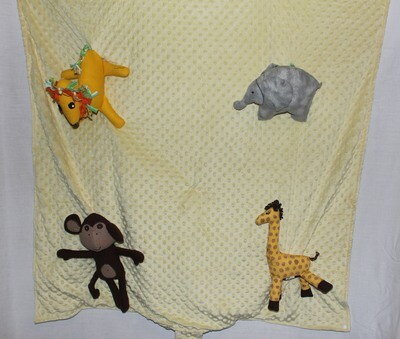 Safari Activity Blanket