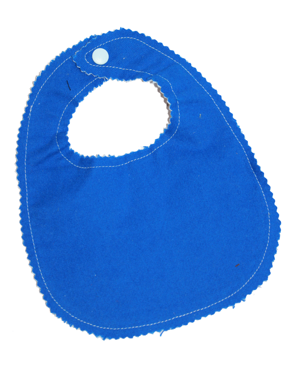 Blue Bib (Boy)