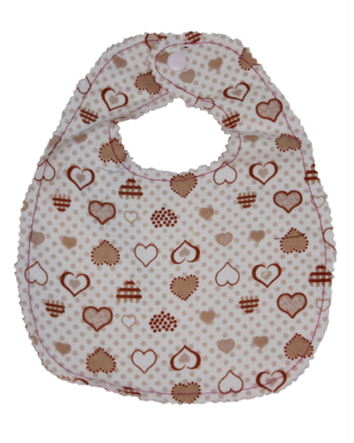 Heart Bib (Girl)