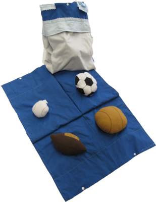 Sports Blanket (Boy)