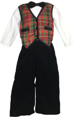 Holiday Boy Outfit