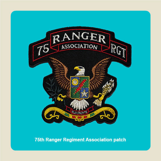 75th RRA Patch