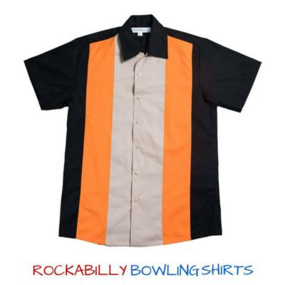 Rockabilly Bowling Shirt GARY