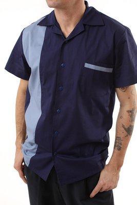 Retro 50s Bowling Shirt Joe