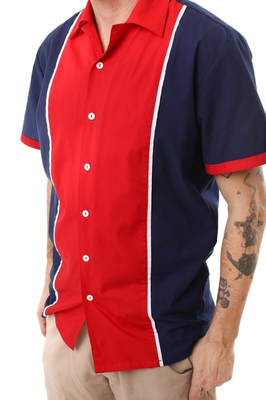50s Retro Shirt Johnny