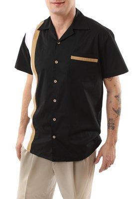 Modern style Rockabilly Bowling Shirt TIMOTHY