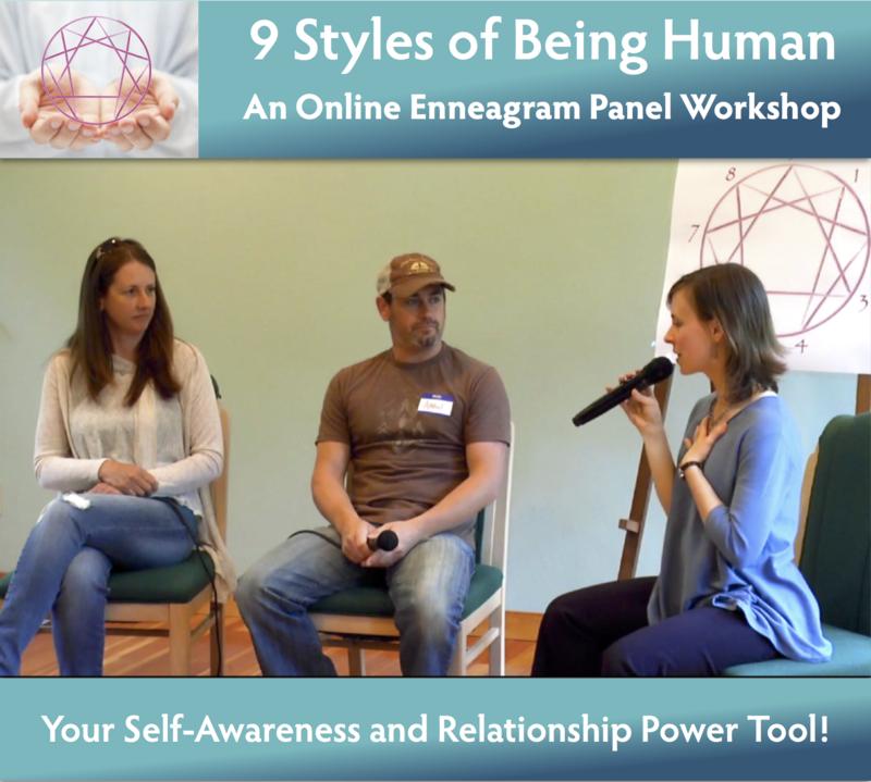 9 Styles of Being Human - Online Enneagram Panel Workshop