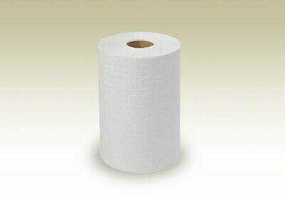 Golden Gate Recycled White Roll Towel 350ft