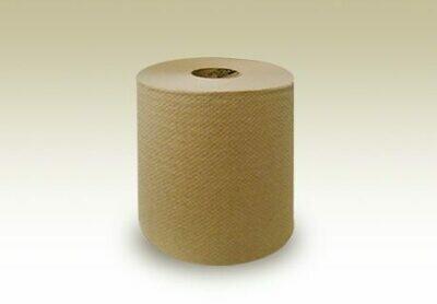 Golden Gate Kraft Roll Towel, 800ft