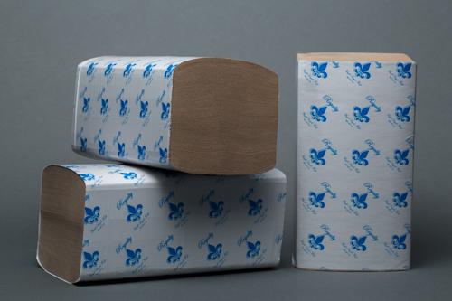 Royalty Kraft Singlefold Towel