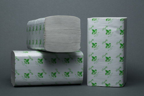 Royalty Recycled White Singlefold Towel