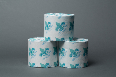 Royalty 1-Ply Recycled Tissue 1-ply, 4.0