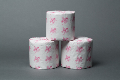 Royalty 2-Ply Recycled Tissue 4.1