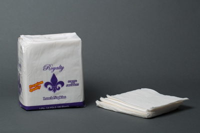 Royalty 1-Ply Virgin Lunch Napkins