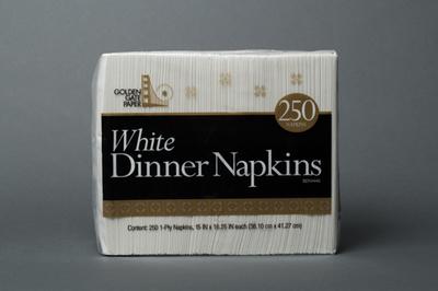 Golden Gate 1-Ply Dinner Napkins