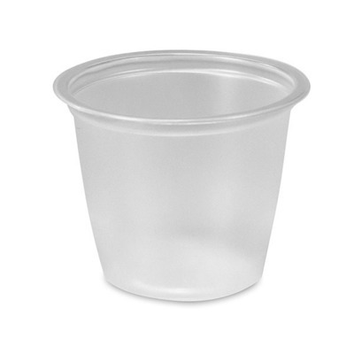 Royalty 1oz Clear Portion Cup