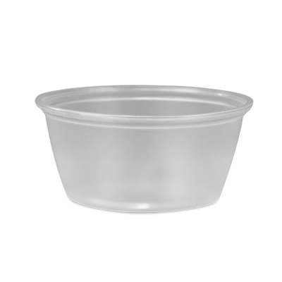 Royalty 3.25oz Clear Portion Cup