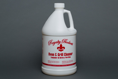 Royalty Oven and Grill Cleaner