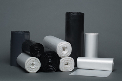 High Density Can Liners (Black)