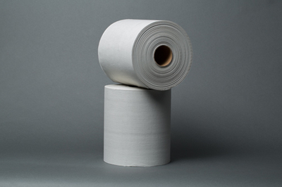 Royalty Recycled White Roll Towel 600ft