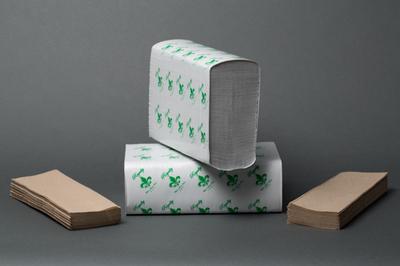 Royalty Kraft Multifold Towel