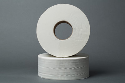 Truly Green 2-Ply Recycled Jr. Jumbo Tissue 1000ft