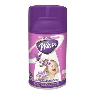 Wiese Baby Powder Metered Aerosol