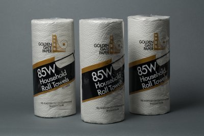 Golden Gate 2-Ply Recycled Kitchen Roll Towel