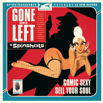 EP The Spinshots - Gone Before He Left