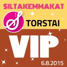 VIP-lippu TO 6.8.2015