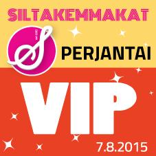 VIP-lippu PE 7.8.2015