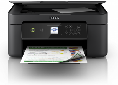 Epson Expression Home .XP-3100 3in1 Inkjet Printer (With Extra Set of XL Cartridges)