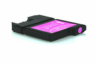 Brother LC1100 / LC980 Magenta Generic Ink 10.6ml 300 Pages