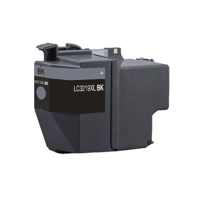 Brother LC3219XLBK  Black Generic Ink 3000 Page Yield