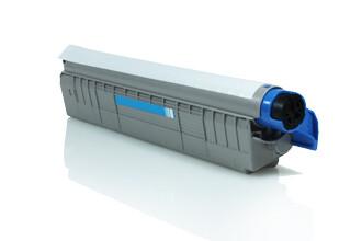 OKI 44059107 Cyan Generic Toner 8000 Yield C810/C830