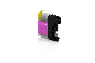 Brother LC125XLM LC125M Magenta Generic Ink 1200 Page Yield