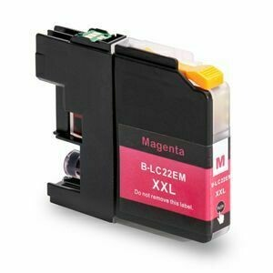 Brother LC22EXLM  Magenta Generic Ink 15ml  Page Yield