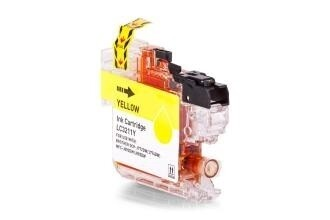 Brother LC3211 Y Yellow Generic Ink 5.5ml