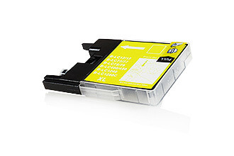Brother Ink LC1280XL / LC1240 Yellow Generic Ink 23ml 1200 Pages