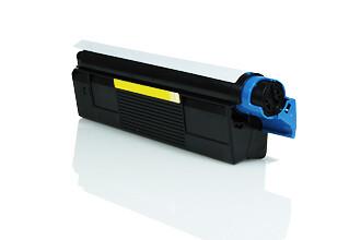 OKI 42127405 Yellow Generic Toner 5000 Page Yield C3100/C5100