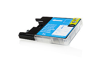 Brother LC1280XL / LC1240 Cyan Generic Ink 23ml 1200 Pages
