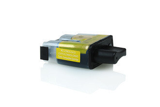 Brother LC900 Yellow Generic Ink 14ml 400 Pages