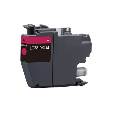 Brother LC3219XLM  Magenta Generic Ink 1500 Page Yield