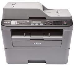 Brother MFC-L2710DW Multifunction Laser with 1 Extra Free Toner Cartridge