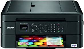 Brother MFC-J491DW Multifunction Inkjet Printer