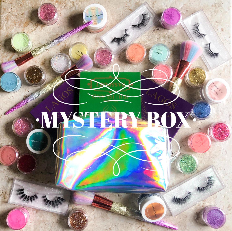 GLITTER MYSTERY BOX