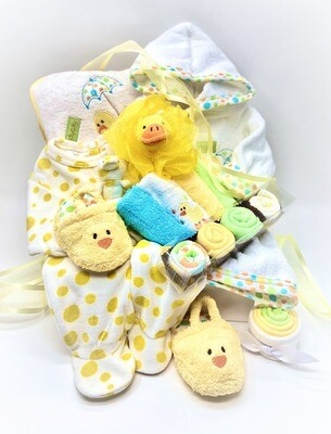 BED AND BATH  DUCKY GIFT BOX